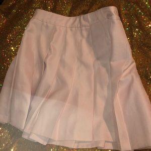 Flair powder pink forever 21 skirt